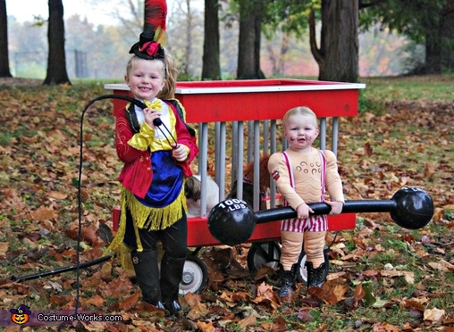 Circus Act Costume