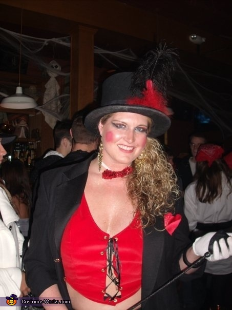 Ringmaster , Circus Performers Group Costume