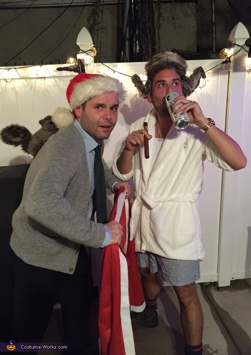Clark and Cousin Eddie Costume - Christmas Vacation Clark And Cousin Eddie Costume
