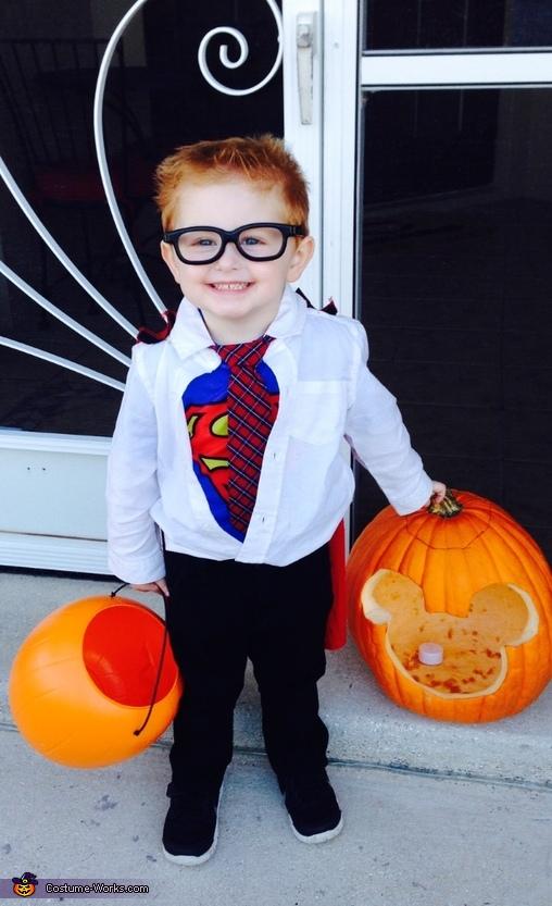 Clark Kent Toddler Costume