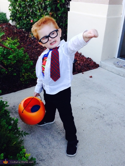 Clark Kent Toddler Costume