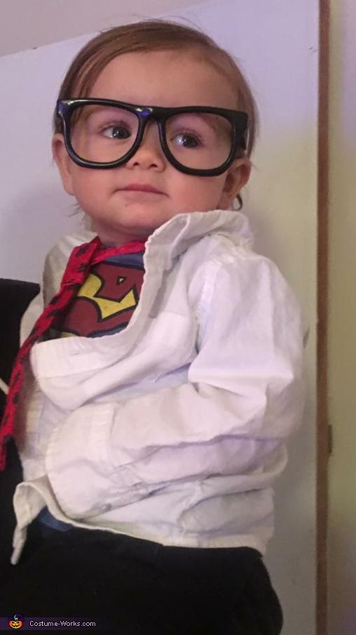 Clark Kent, Clark Kent Baby Costume