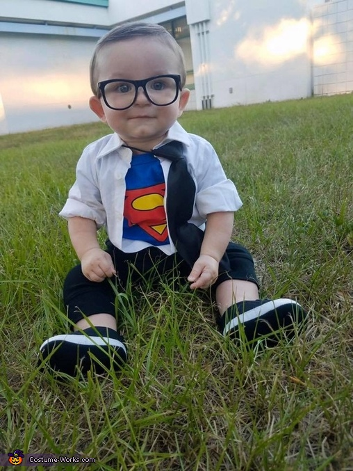 Superman, Clark Kent Costume