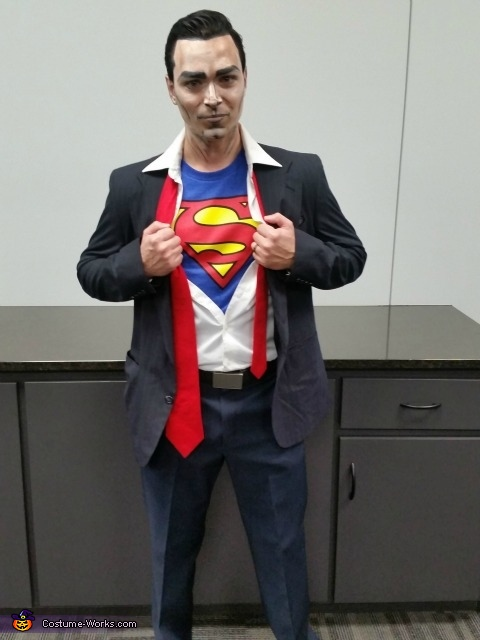 Clark Kent / Superman Costume