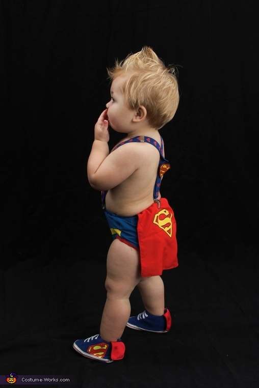 Superbaby will save the day!, Superman's Baby - Kent Clark Jr. Costume