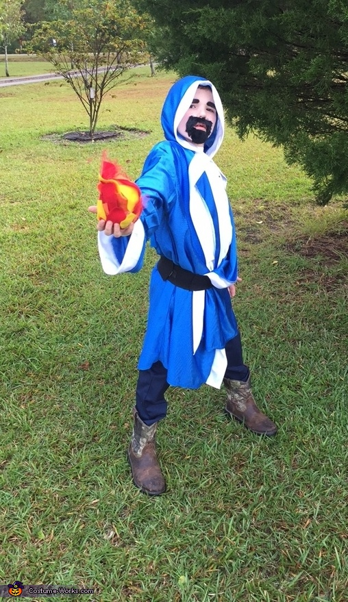 Wizard, Clash of Clans Costume