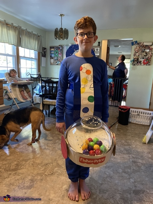 Corn Popper, Classic Fisher Price Toys Costume