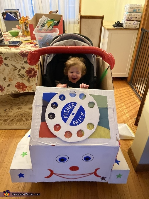 Phone, Classic Fisher Price Toys Costume
