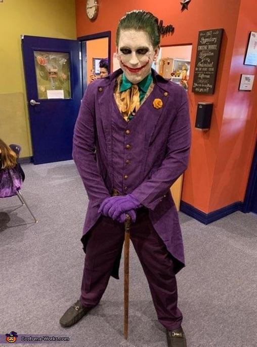 Classic Joker Costume