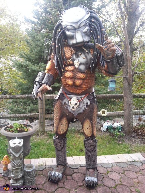 Classic Predator Costume
