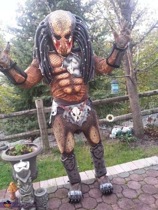 classic Predator Roar, Classic Predator Costume