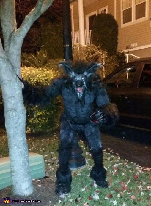 Classic Werewolf Lycan Costume