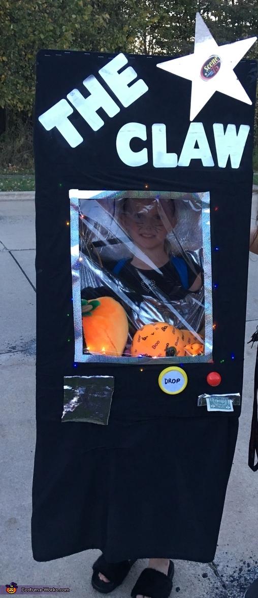 Claw Machine Homemade Costume