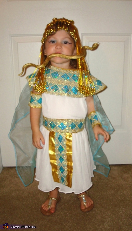 How To Make A Cleopatra Costume For Kids Best Kids Costumes