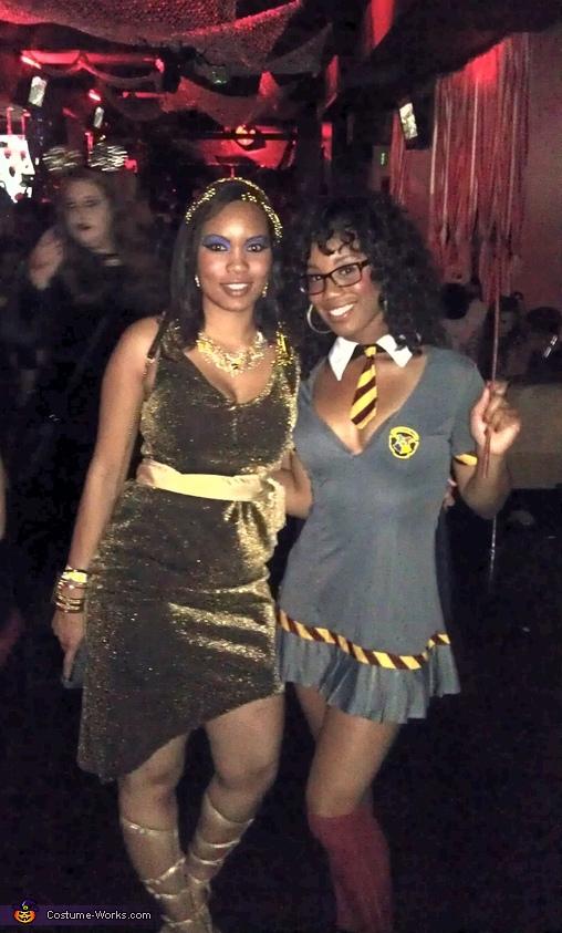 Diy Cleopatra Costume For Women Last Minute Costume Ideas Photo 3 3