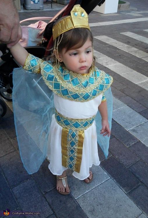 Creative Diy Cleopatra Costume Photo 3 5