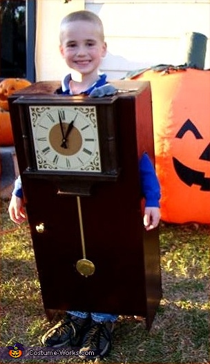 Hickory Dickory Dock Costume