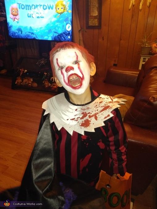 Clown It Costume