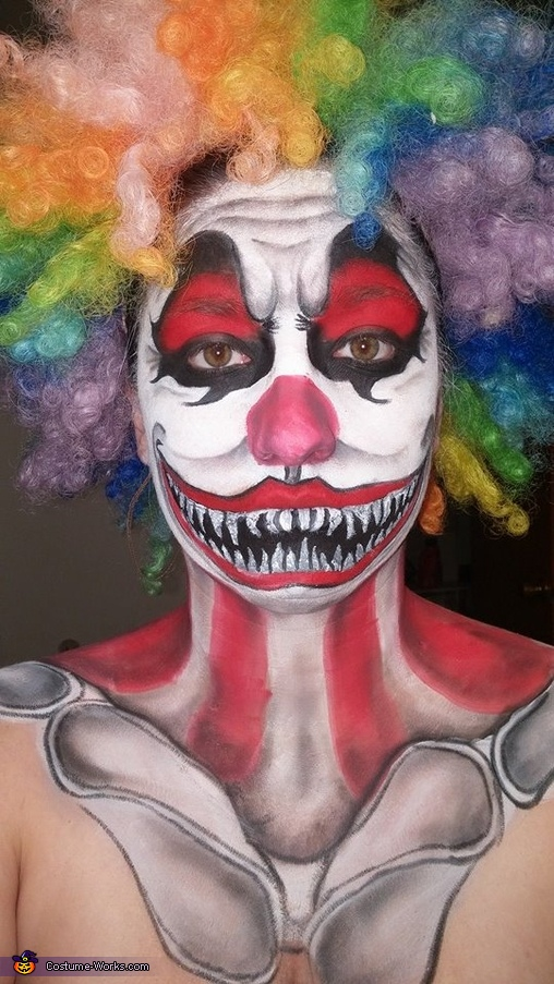 Clownin' Around Makeups