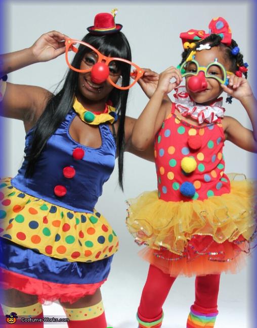 Clowns Costume