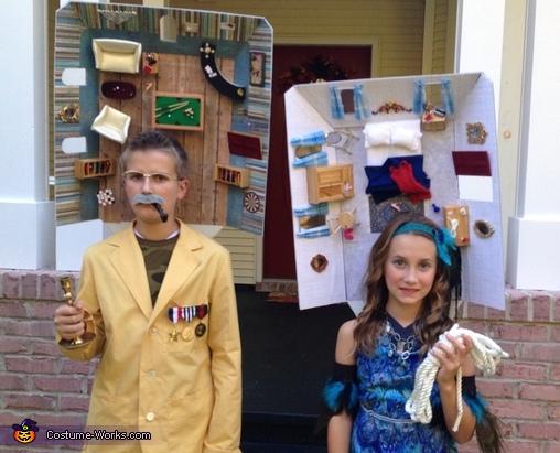 Clue Costume