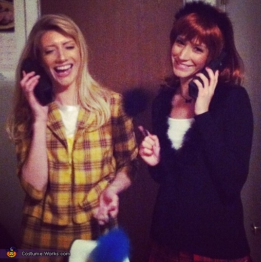 Cher and amber  sc 1 st  Costume Works & Clueless: Amber Cher and Tai Halloween Costume - Photo 2/3