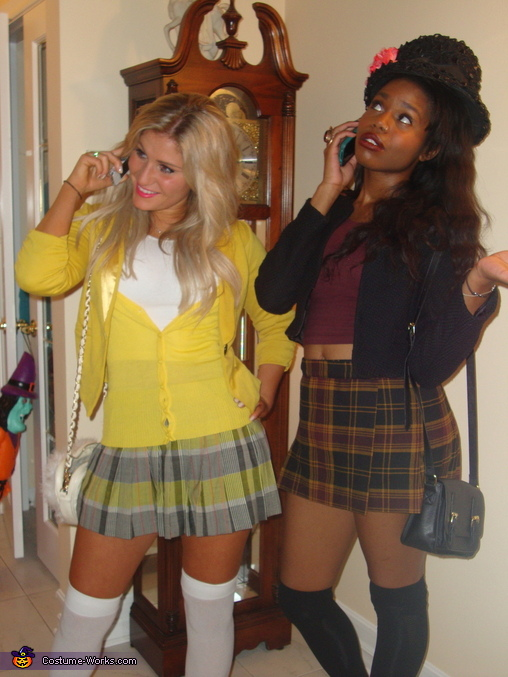 Clueless Cher and Dionne Costume