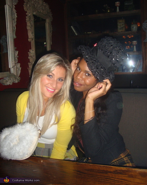 Cher and Dionne, Clueless Cher and Dionne Costume