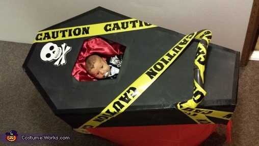 Coffin Costume