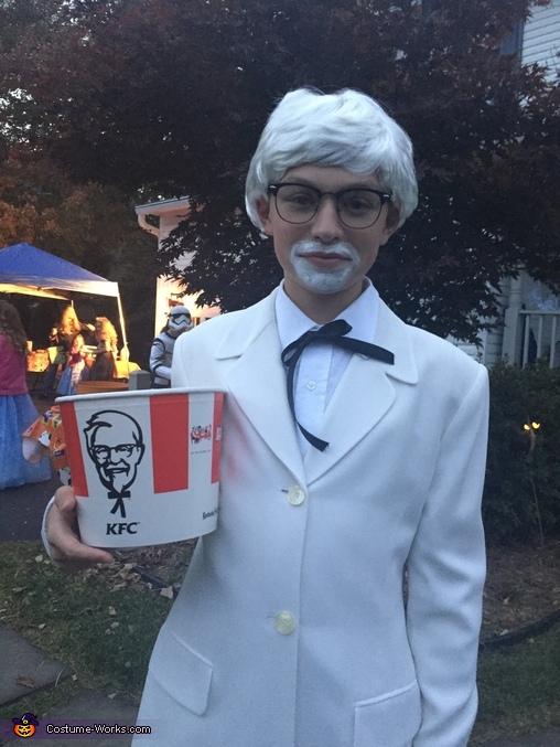 Col. Sanders Costume