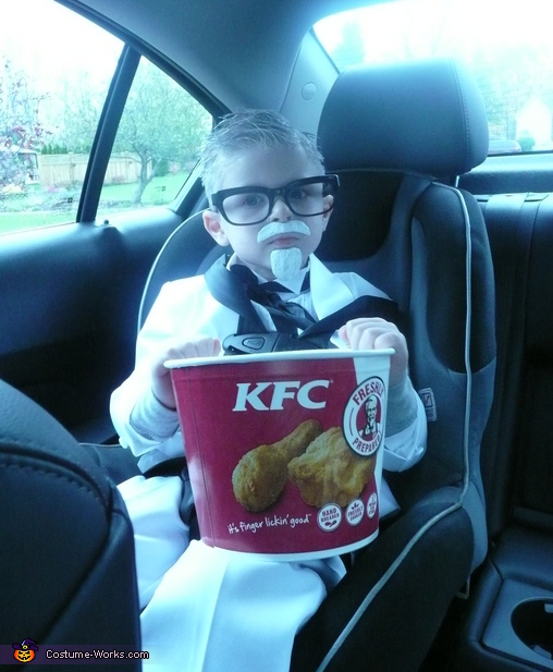 Colonel Sanders Halloween Costume