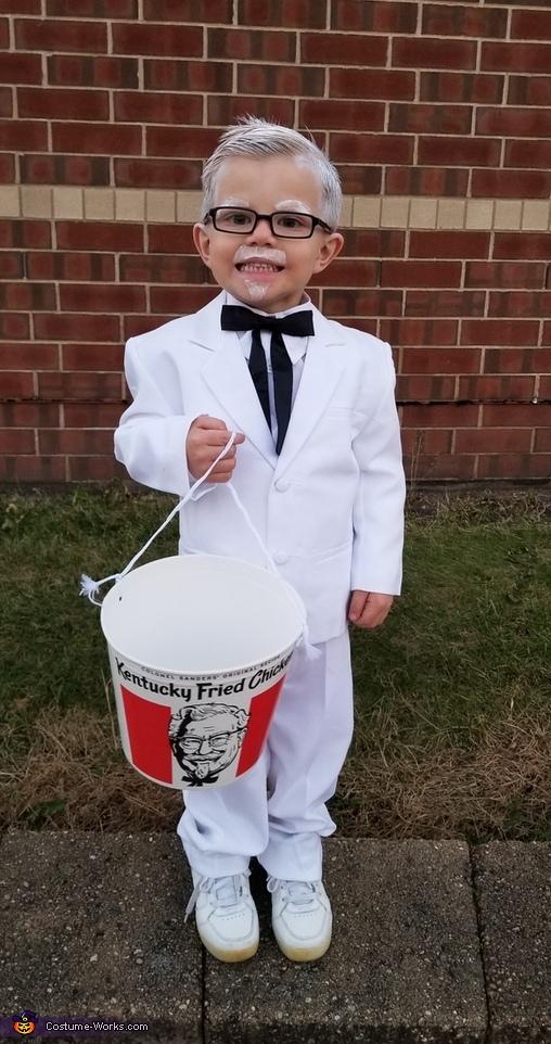 Colonel Sanders Jr. Costume