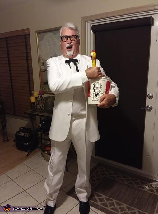 Colonel Sanders - KFC Costume