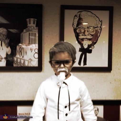 Colonel Sanders KFC Costume