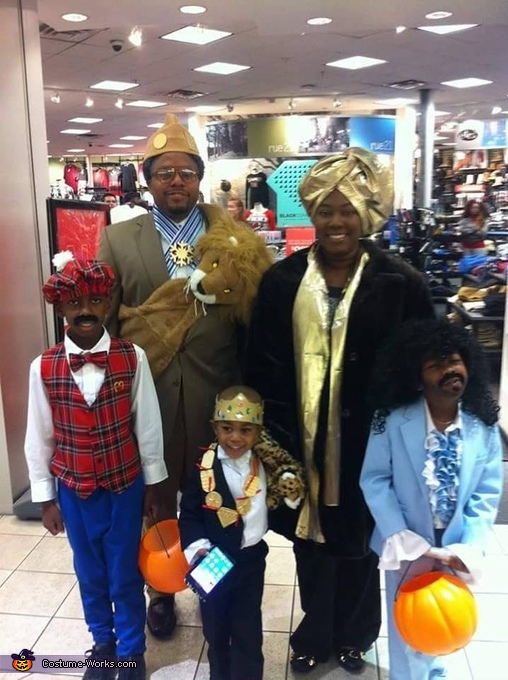 Coming to America Costume
