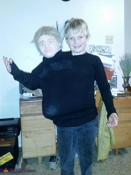 ta daaaa!!!, Conjoined Twin Costume