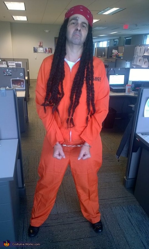Convict for Life Costume
