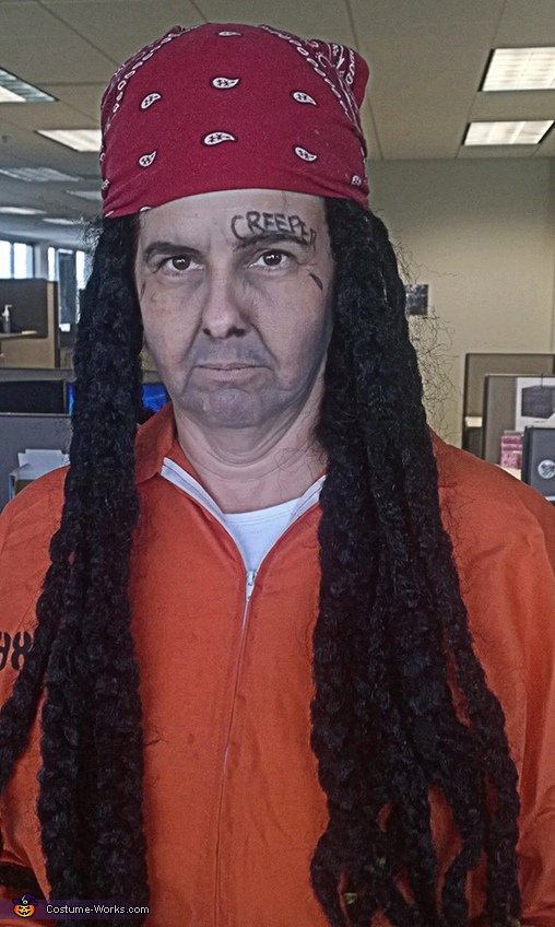Convict for life, Convict for Life Costume