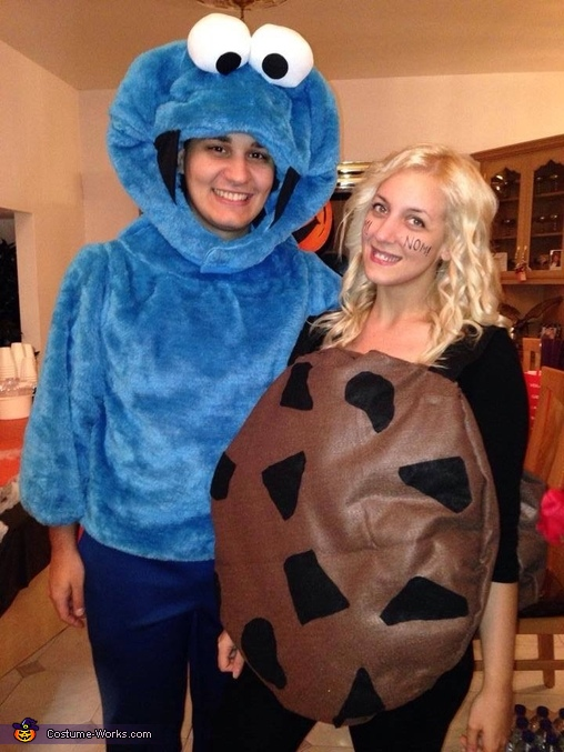 Cookie & Cookie Monster Costume