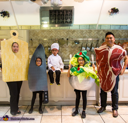 Cooking Costume
