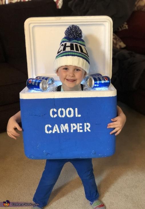 Cool Camper Costume