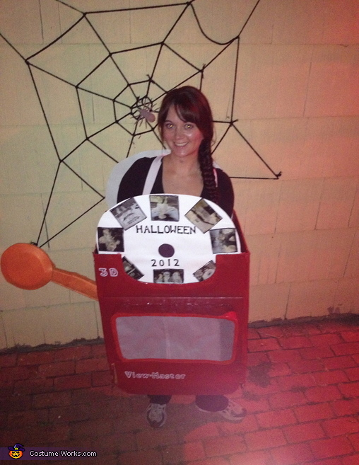 Coolest Adult View Master Costume