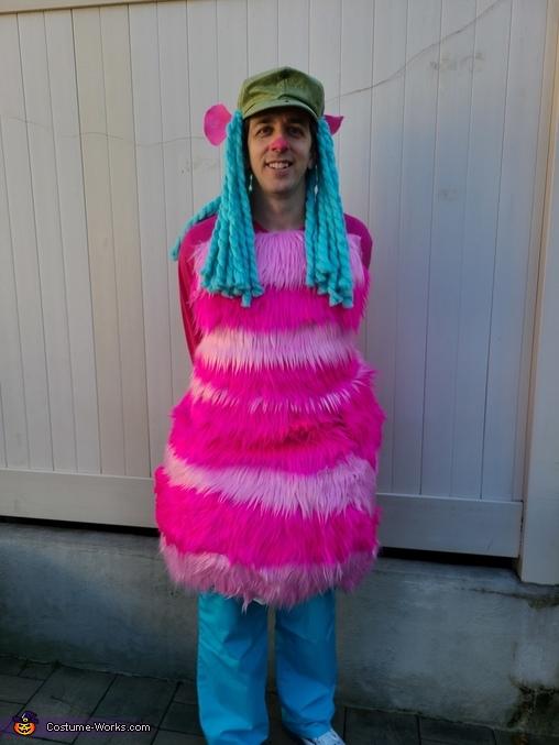 Cooper Troll Costume