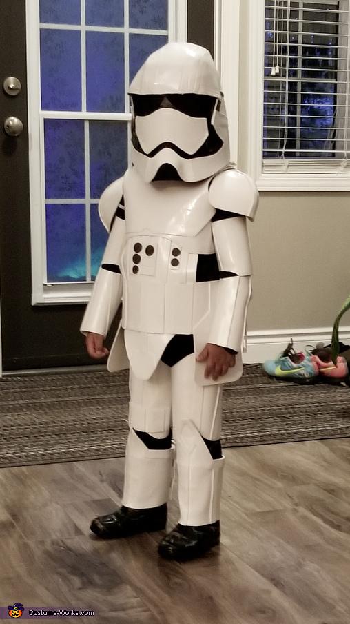 Cooper Trooper Costume