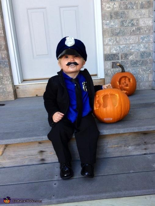 Mr. Cop, Cop & Robbers Costume