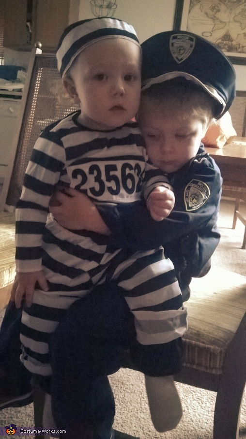 Cops and Robbers Costume
