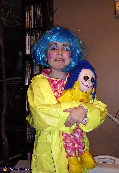Coraline Movie Costume Idea