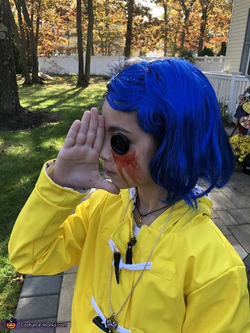 Coraline Costume Diy Costumes Under 45 Photo 4 5
