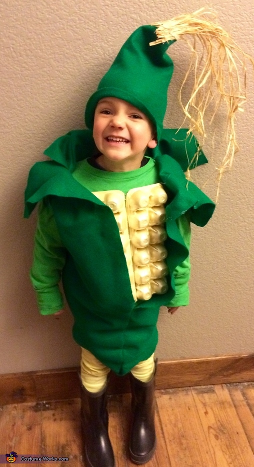 Corny Kid Costume