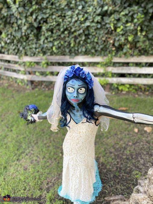 Happy Corpse Bride, Corpse Bride Costume